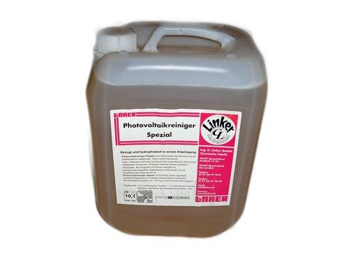 Preisvergleich Produktbild Photovoltaikreiniger Spezial 10 Liter Kanister - Reinigt und hydrophobiert in einem Arbeitsgang