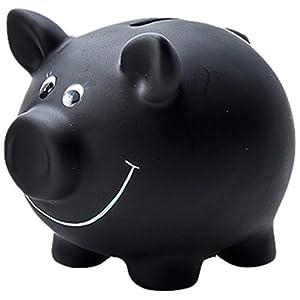 Pajoma Sparschwein aus Keramik zum Beschriften