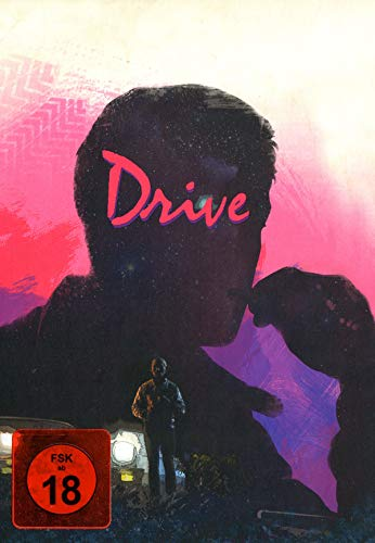 Drive - Limitiertes Mediabook auf 444 Stück (+ CD-Soundtrack) - Cover B [Blu-ray]
