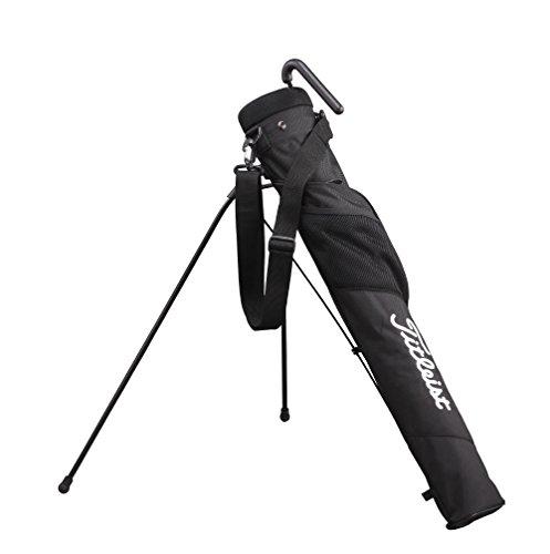 Titleist Adaptive Club caso Caddie Bolsa de golf con soporte, # ajssb71, Negro