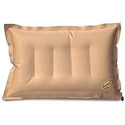 Duckback Beige Travel Pillow