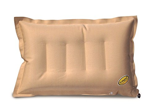 Duckback Beige Travel Pillow