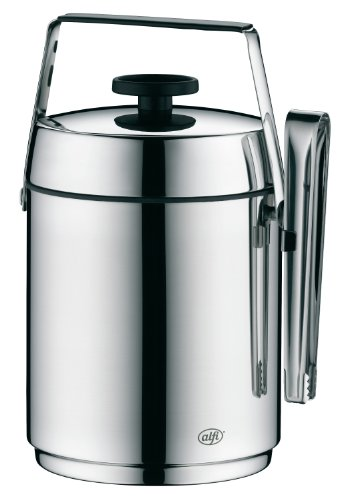 Alfi Isolier-Eisgefäß, Edelstahl poliert 0,75 l
