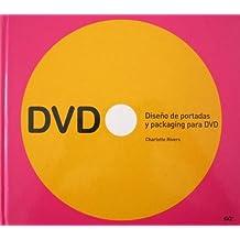 DVD.: Diseño de portadas y packaging para DVD