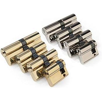 10er Set Abus E50 Profilzylinder Schließzylinder Schließanlage  Gleichschließend