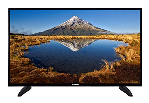 Telefunken XF39E411 99 cm (39 Zoll) Fernseher (Full HD, Smart TV, Triple Tuner) schwarz