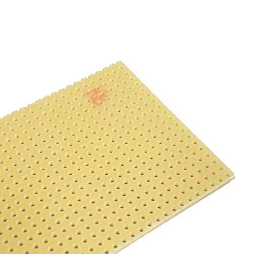 WITTKOWARE Punktraster-/experimentierplatine ohne Cu-Auflage, 100x100x1,5mm, RM2,54