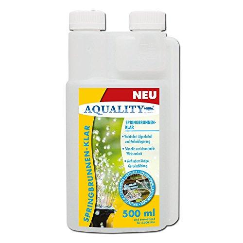 Aquality Fontaine de Transparent 500ml