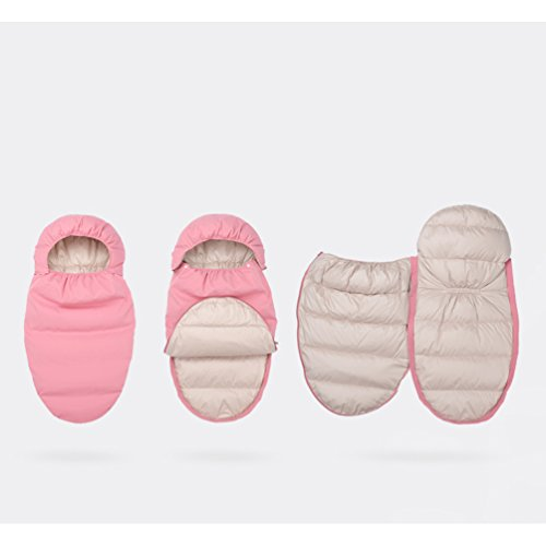 Nanny Mcphee Baby Swaddle Decke Winter Daunen Schlafsack schlafen Sack Kinderwagen Wickeln Für 0–12Monate Neugeborene Baby Jungen Mädchen