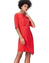 Amazon Brand - find. Women's Drape Hem Shift Dress