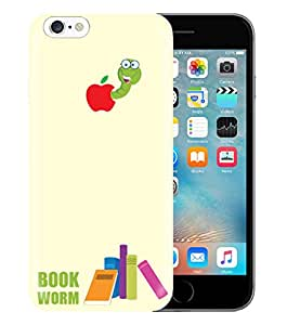 Kapa Designer Printed Protective Back Case Cover for Apple iPhone 6S Plus (AE01)