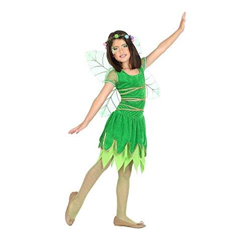 ATOSA 56917 COSTUME FAIRY GREEN 5-6, Mädchen, Grün, 5 a 6 años (Grüne Fee Teen Kostüm)