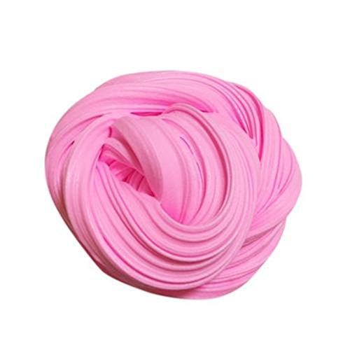 GOOTRADES 1 Stk 100g Entspannung Flauschige Floam Slime Duft Stress Relief Kein Borax Kinder Spielzeug Schlamm - - Düfte, Zahnpasta Kinder,