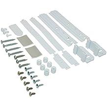 2x Gleiter für Gleitscharnier Ersatzteil kompatibel zu IKEA Behjälplig Gleitscharniershop