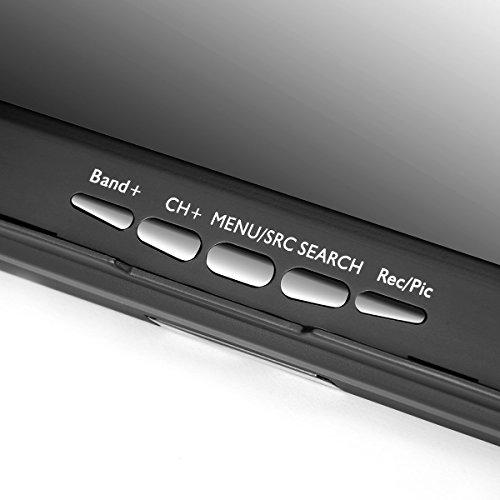 Eachine LCD5802D FPV Monitor mit DVR Dual Empfänge 5.8G 40CH 7 Inch eingebaute Batterie - 7
