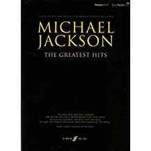 Michael Jackson: Greatest Hits: (Piano, Vocal, Guitar)
