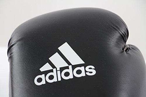 adidas Boxhandschuhe Speed 50, Schwarz, 12, ADISBG50 - 8
