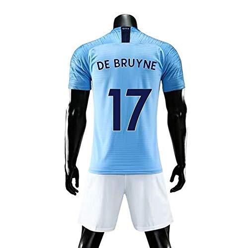 JXYA-Jersey Camiseta fútbol-Kevin De Bruyne-17 for