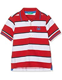 United Colors of Benetton H/S Polo Shirt, Niños