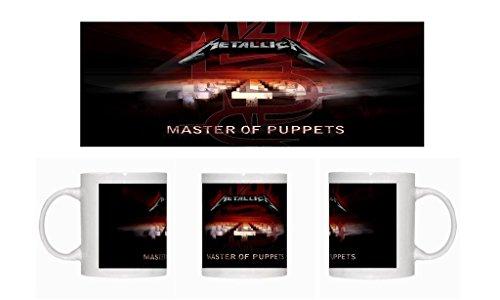 Metallica (Master of Puppets) Tazza in ceramica