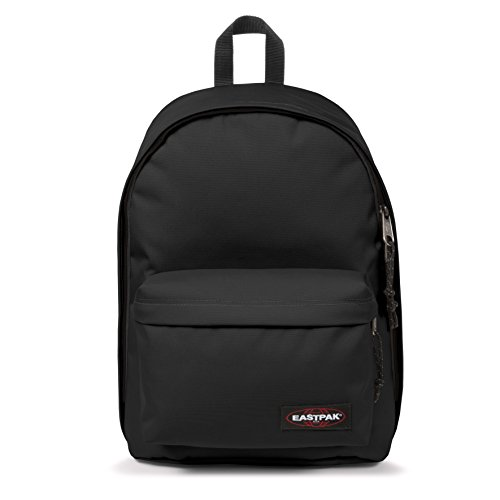 Eastpak out of office, zaino casual unisex – adulto, nero (black), 27 liters, taglia unica (44 centimeters)