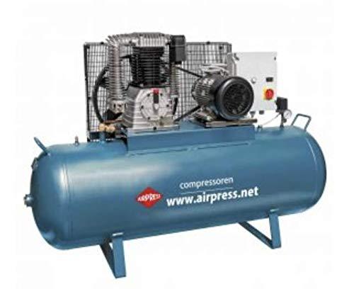 Compresor de aire comprimido, 10 CV, 500 L, K500-1500S 36523-N