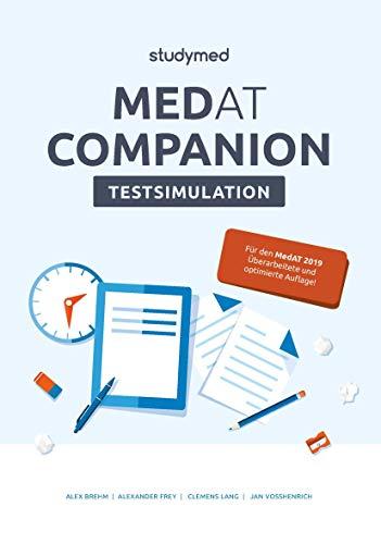 MedAT Companion Testsimulation: Für den MedAT 2019 überarbeitet