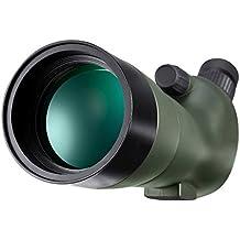 BNISE® HD Dritto Cannocchiale Professionale Spotting Scope- 20-60x60 Zoom Telescopio
