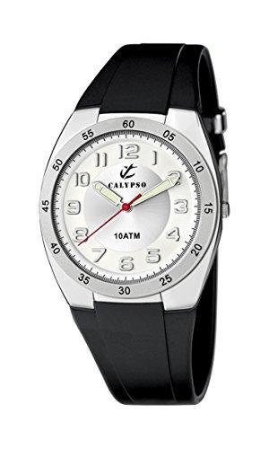 Calypso Jungen-Armbanduhr Analog Kautschuk