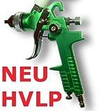 PROFI HVLP Lackierpistole Spritzpistole 1,4mm (827A1)