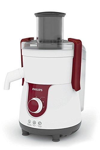 Philips HL7705/00 700-Watt Juicer Mixer Grinder (Pistil Red)
