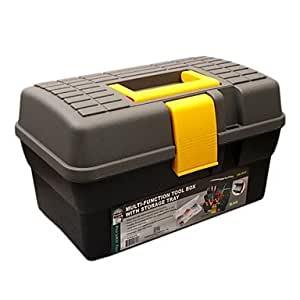 Pro'sKit SB-2918 Multi-fonction boîte à outils avec plateau de rangement (OD: 290x175x175mm)