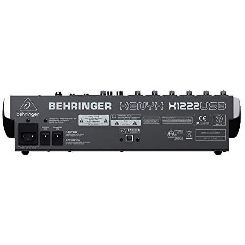 Behringer Mischpult - 6