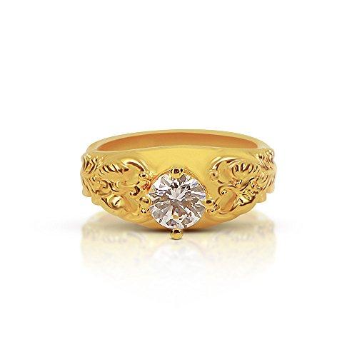 Joyalukkas Impress Collection 22k Yellow Gold Ring