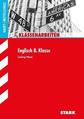 n Haupt-/Mittelschule - Englisch 8. Klasse ()