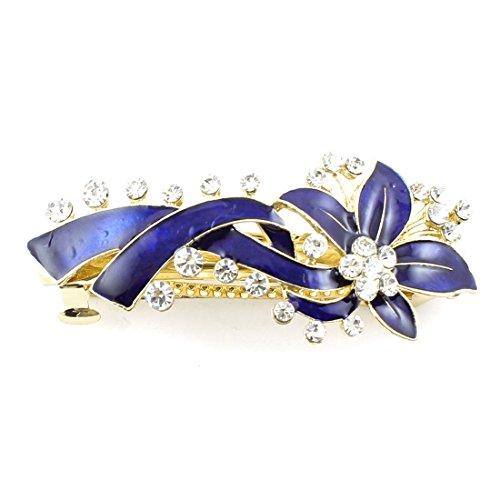colour-azul-oscuro-hojas-detalle-pedreria-barrette-para-mujer