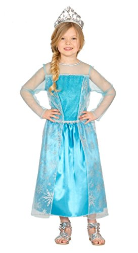 Kostüm Königin von gefrorener Babyklage Elsa Schnee