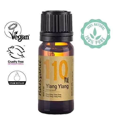 Naissance Olio di Ylang Ylang - Olio Essenziale Puro al 100%, Vegano,...