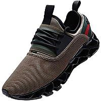 Unisex Color de Costura Malla Transpirable Deportes Ocasionales Zapatillas de Deporte Zapatillas de Deporte Correr Gimnasio Fitness Zapatillas Deportivas