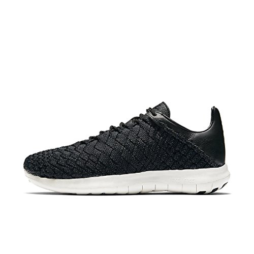 Nike Lab Free Inneva WVN Motion Schuhe Sneaker Neu (EUR 38.5 US 6 UK 5.5, Black/Black-thunder Blue) Pure Platinum/Pure Platinum
