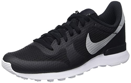 Nike Internationalist Ns, Chaussures de Sport Homme Noir