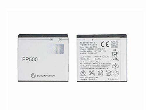 Original Sony Ericsson ep-500Akku–Vivaz U5, W8, Xperia mini, Xperia mini pro, Xperia X8
