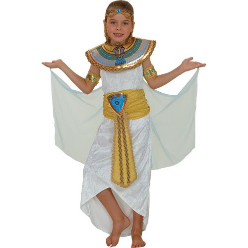 Kinder Kostüme Cleopatra (Prinzessin Cleopatra Childs)