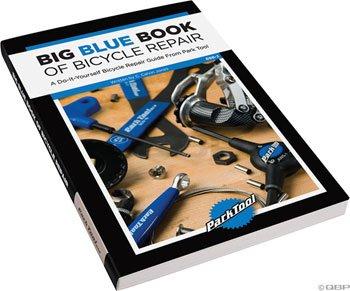 Park Tool Buch BBB-2 Big Blue Book englisch, 4510407