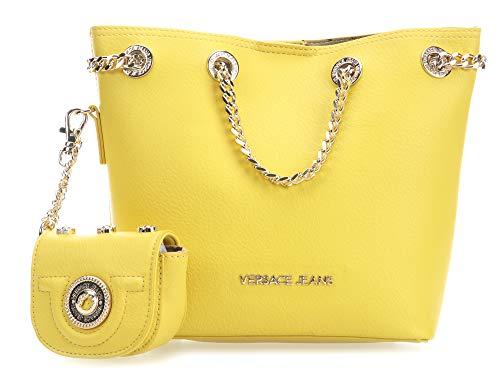 Versace Jeans Rucksack-Tasche gelb