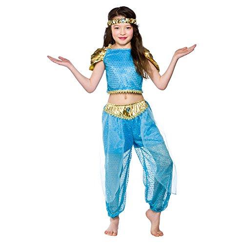 Arabian Princess - Arabian Princess Fancy Dress Kostüm