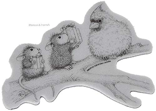 Unbekannt Stampendous House Mouse Cling Stamp-Birdie Gifts - Stampendous Cling