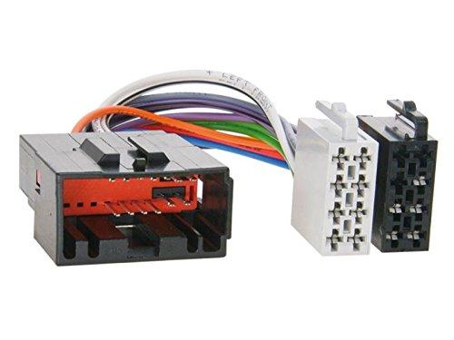 Radio Anschluss Kabel Adapter für Jaguar X-Type S-Type auf ISO