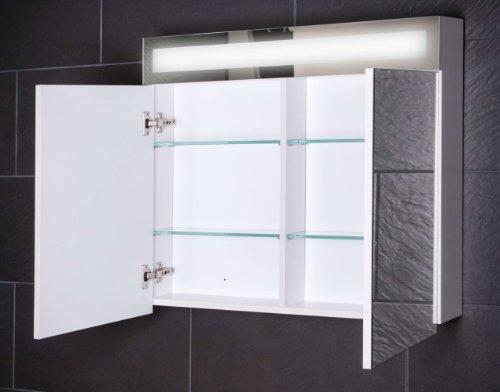 Marken Spiegelschrank Galdem EVEN 80 cm - 2