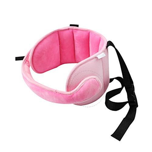 Bady Sleeping Head Support Pad Pillow Kids Pram Car Safety Seat Sleep Positioner Stroller Children Head Support Fastening Belt